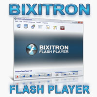 Скачать flash player Bixitron Flash Player 08 бесплатно